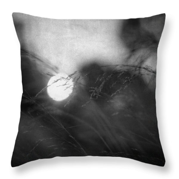 Anesthesia Throw Pillow by Taylan Soyturk