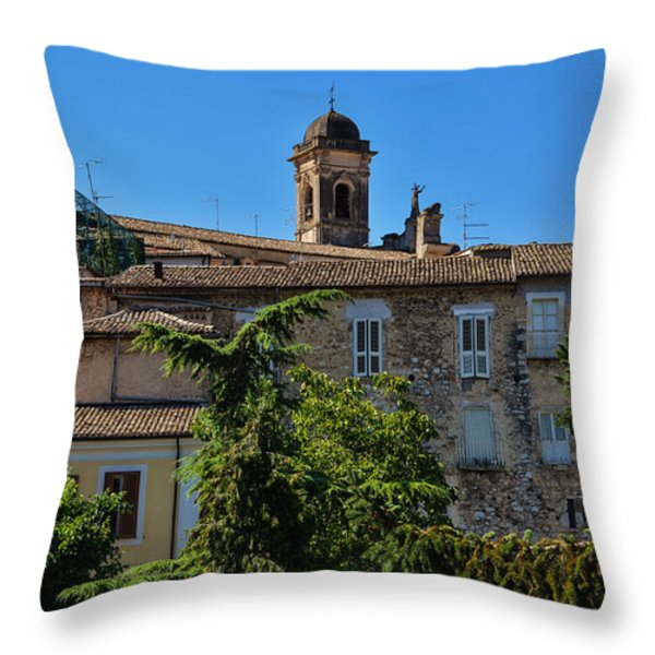 Arpino Throw Pillow by Dany  Lison