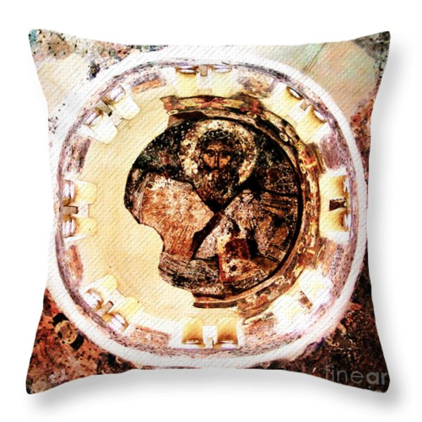 Art#1010318 Throw Pillow by Floyd Menezes