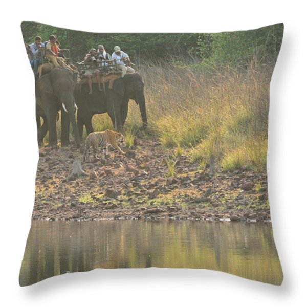As Close As It Gets Throw Pillow by Fotosas Photography