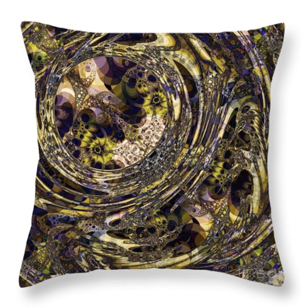 Askew Throw Pillow by Elizabeth McTaggart
