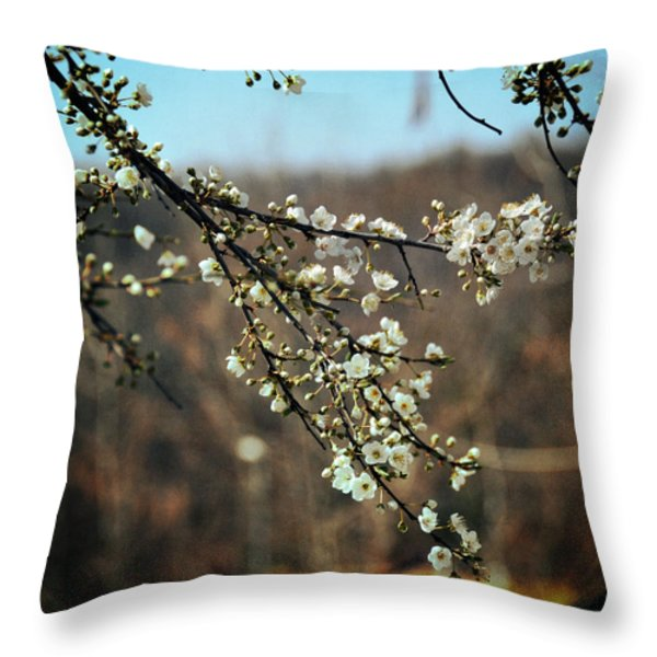 Autrepart Throw Pillow by Taylan Soyturk
