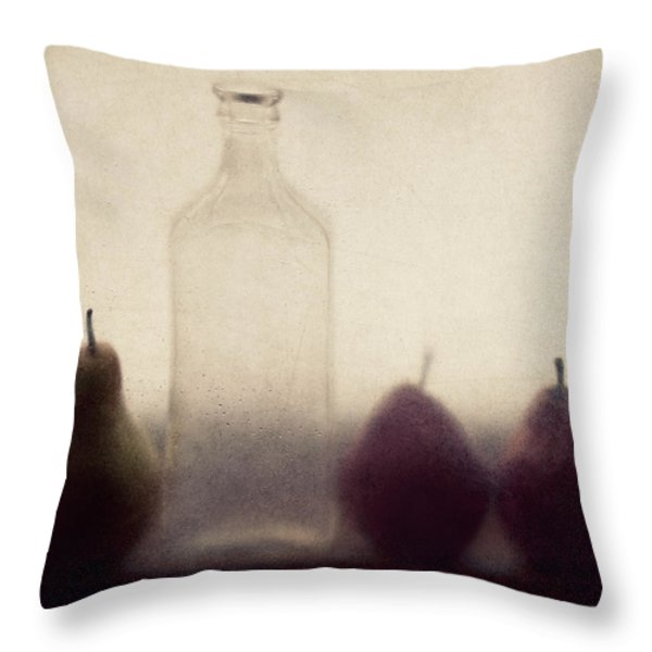 Autumn Light Throw Pillow by Amy Weiss