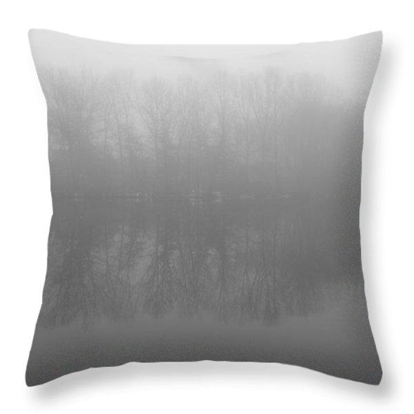 Awakening Throw Pillow by Luke Moore