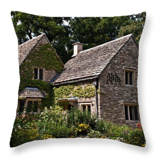 Beautiful Home Throw Pillow by Joann Copeland-Paul