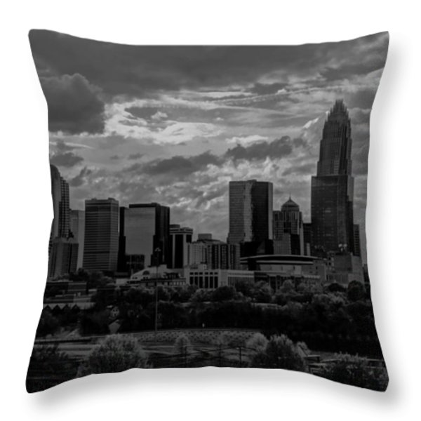 Before The Storm Throw Pillow by Serge Skiba