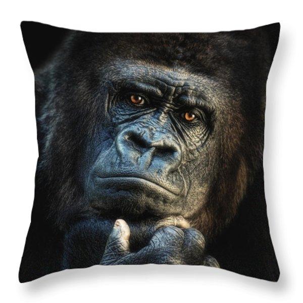 Big Dreamer Throw Pillow by Joachim G Pinkawa