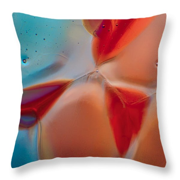 Bikini Bottom Throw Pillow by Omaste Witkowski