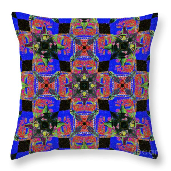Buddha Abstract 20130130m68 Throw Pillow by Wingsdomain Art and Photography