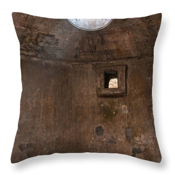 Calidarium Throw Pillow by Marion Galt