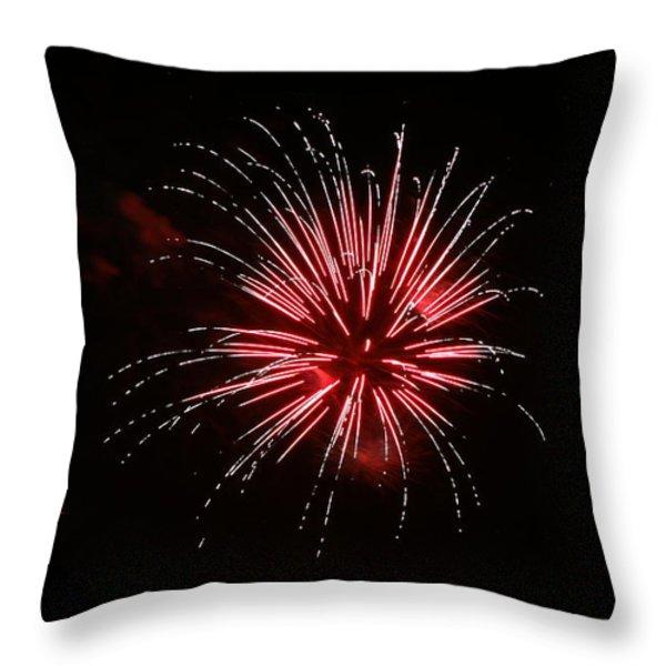 Celebration XXVII Throw Pillow by Pablo Rosales