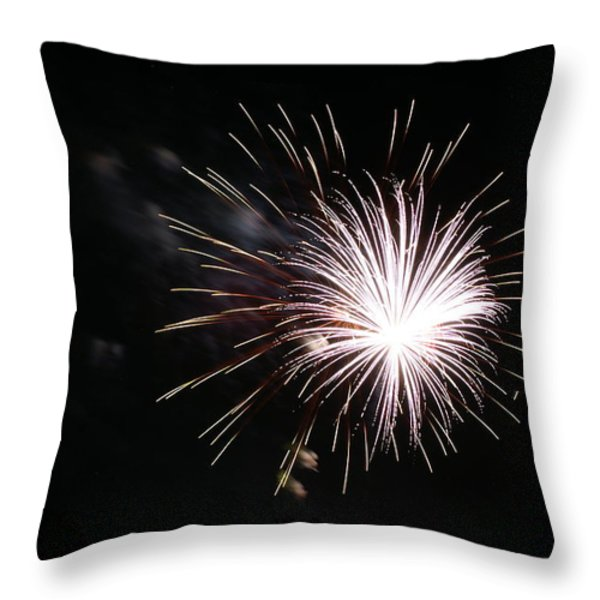 Celebration XXXI Throw Pillow by Pablo Rosales