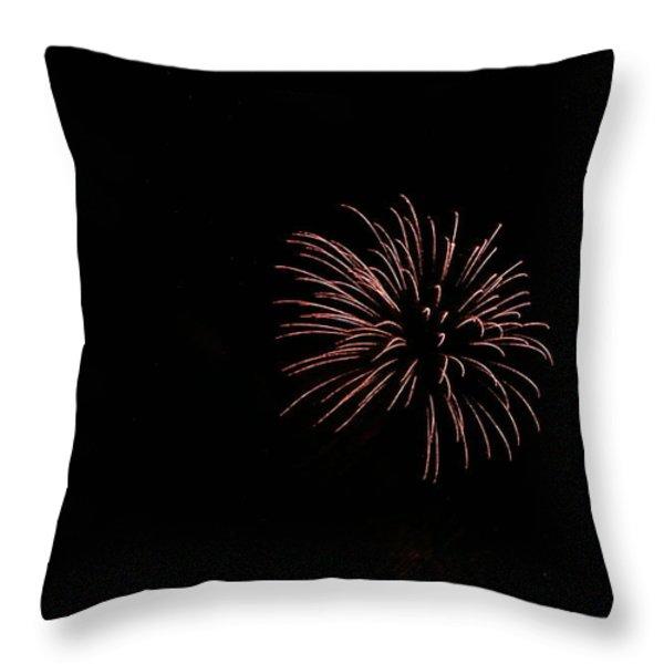 Celebration XXXIII Throw Pillow by Pablo Rosales