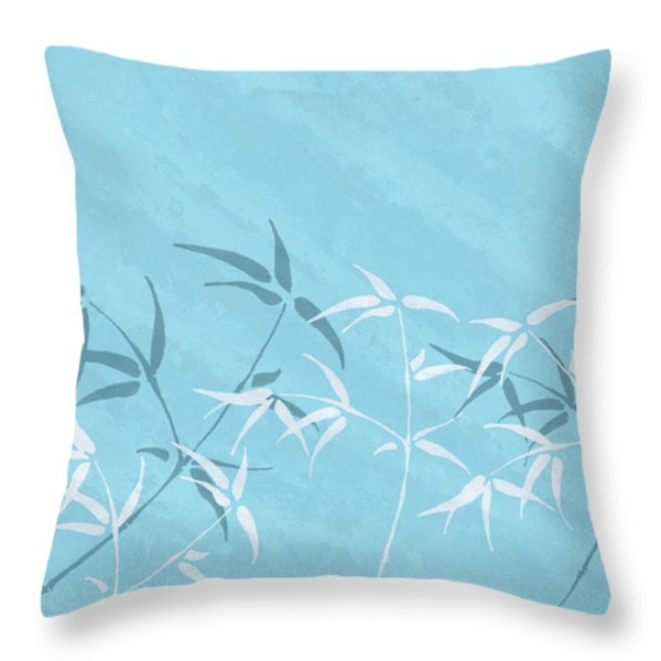 Charm Throw Pillow by Aged Pixel