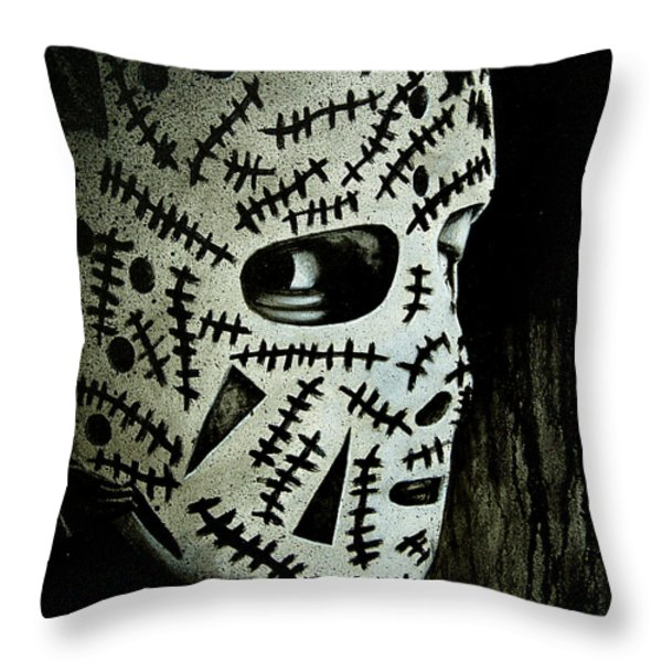 Cheevers Throw Pillow by Marlon Huynh
