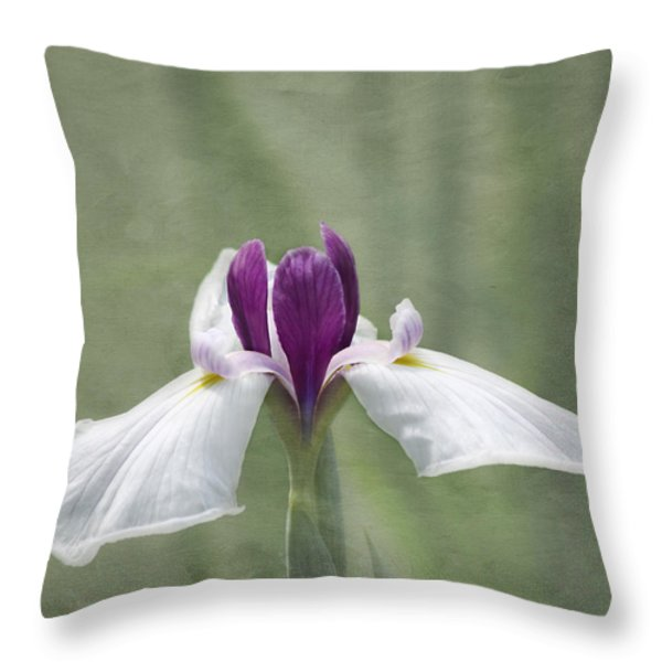 Cherished Throw Pillow by Kim Hojnacki