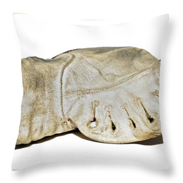 Childhood Memories Throw Pillow by Susan Leggett