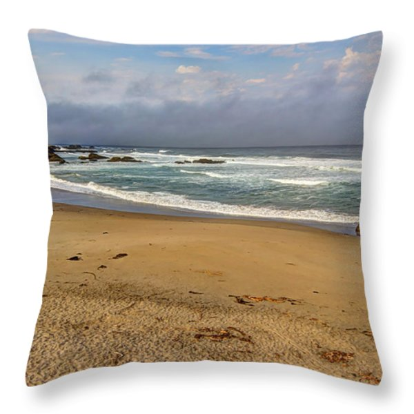 Classic Throw Pillow by Heidi Smith