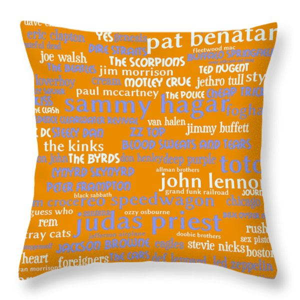 Classic Rock 20130625p168 Throw Pillow by Wingsdomain Art and Photography