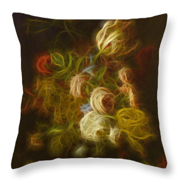 Classica Modern - m01 Throw Pillow by Variance Collections