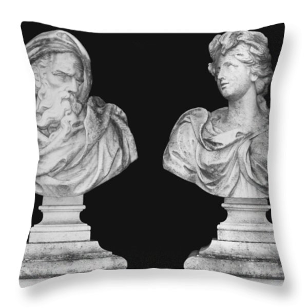 Classics Throw Pillow by Kristin Elmquist