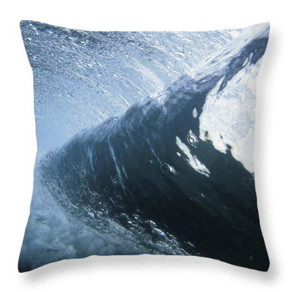 Cloud 9 Throw Pillow by Sean Davey