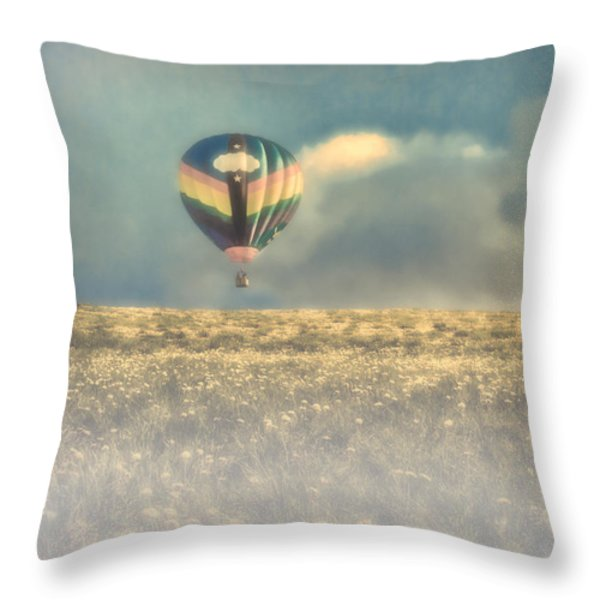 Clouds Within Clouds Throw Pillow by Bob Orsillo