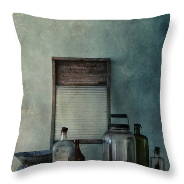 collection Throw Pillow by Priska Wettstein