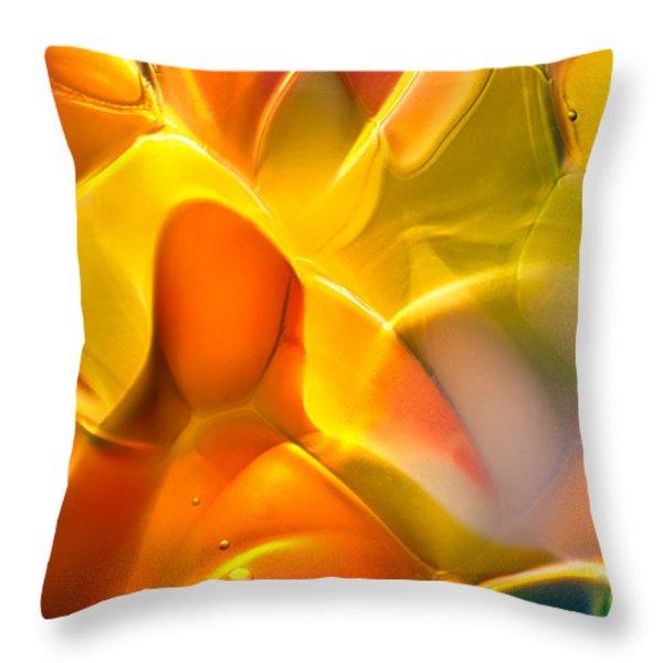 Companionship Throw Pillow by Omaste Witkowski