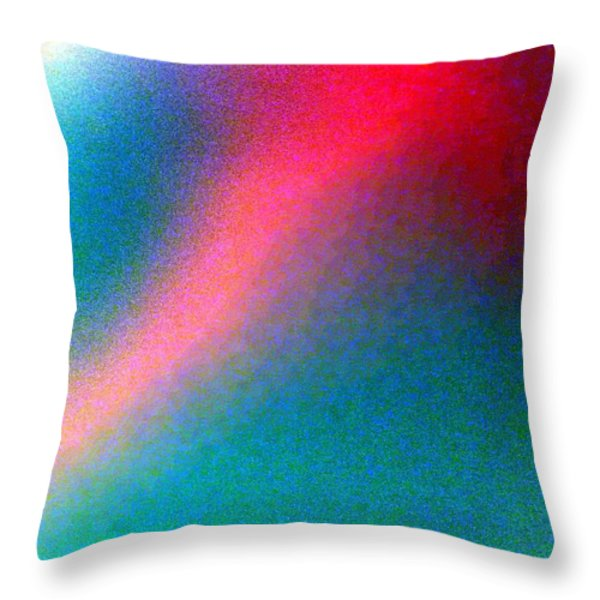 Cosmic Dust 1 Throw Pillow by Will Borden