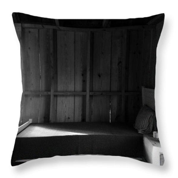 Cracker Living 1882 Throw Pillow by David Lee Thompson