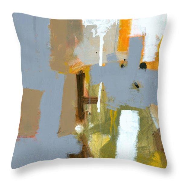 Dakota Street 6 Throw Pillow by Douglas Simonson