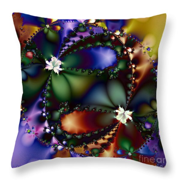 Dance Of The Gypsy Moths On A Moon Lit Night 20130510 square Throw Pillow by Wingsdomain Art and Photography