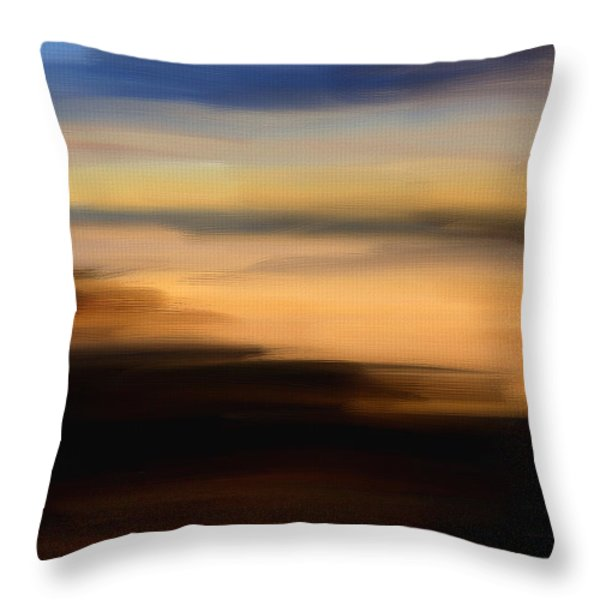 Darkness Dreams Throw Pillow by Lourry Legarde