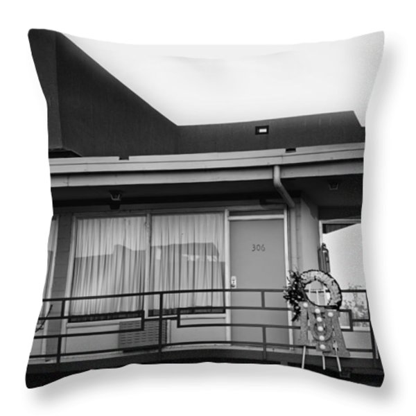 Death of Peace Throw Pillow by Mountain Dreams