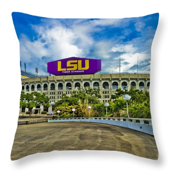 Death Valley Throw Pillow by Scott Pellegrin