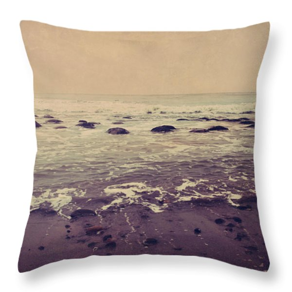 Destined to Be Throw Pillow by Laurie Search