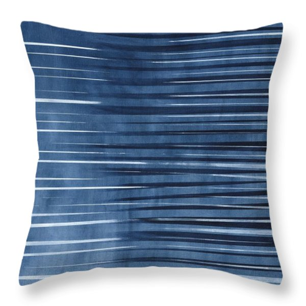 Diffuse Shapes Throw Pillow by Hakon Soreide