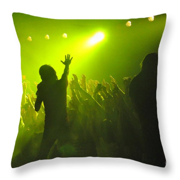 Disciple-kevin-9551 Throw Pillow by Gary Gingrich Galleries