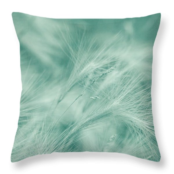 Dream Throw Pillow by Kim Hojnacki
