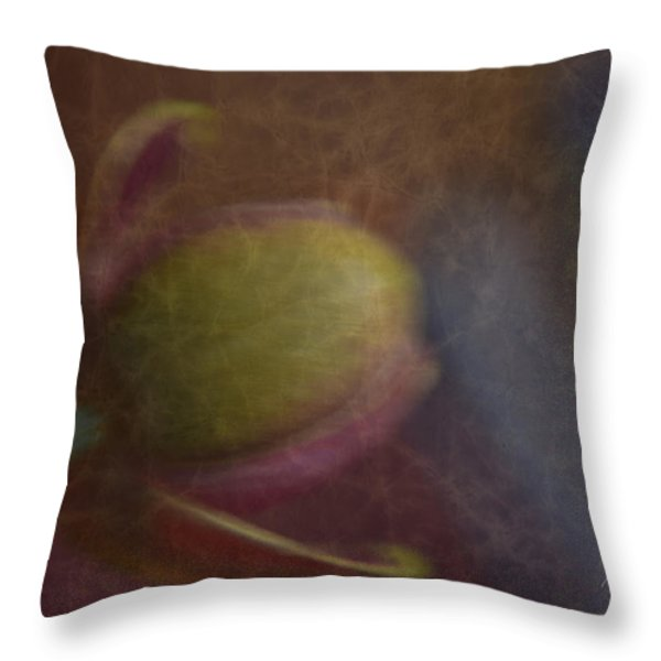 Dreaming Of What I Might Become Throw Pillow by Mary Machare