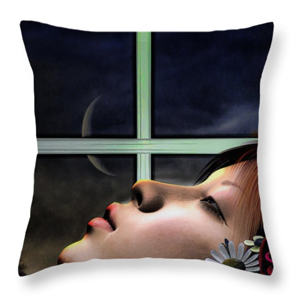 Dreams are made of Throw Pillow by Bob Orsillo