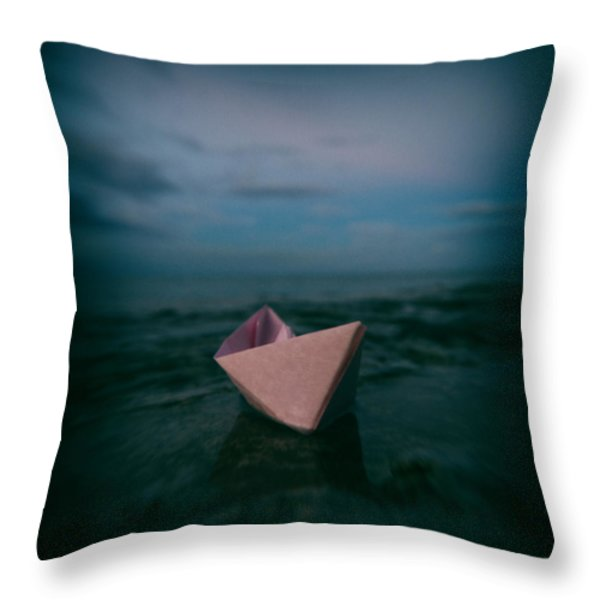 dreams Throw Pillow by Stylianos Kleanthous