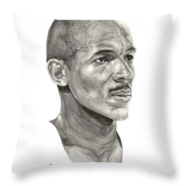 Drexler Throw Pillow by Tamir Barkan