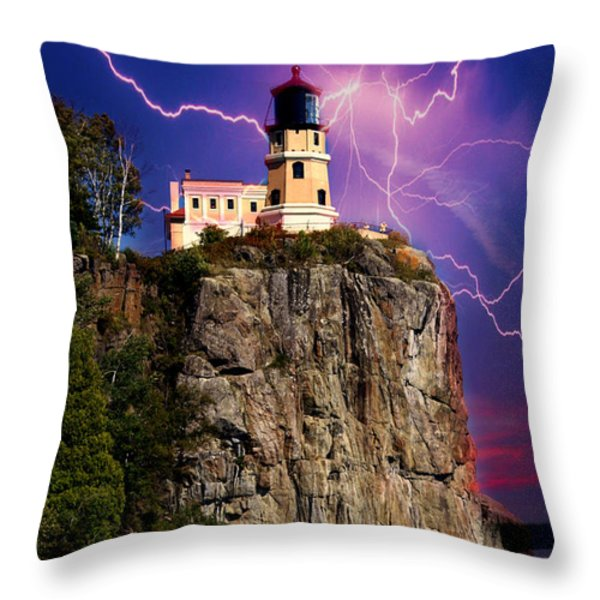 DSC00149 Throw Pillow by Marty Koch