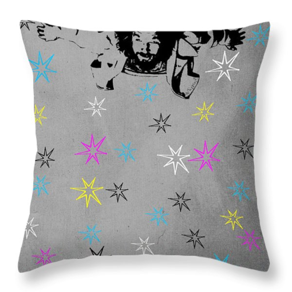 Dude I Want To Believe 3 Throw Pillow by Filippo B