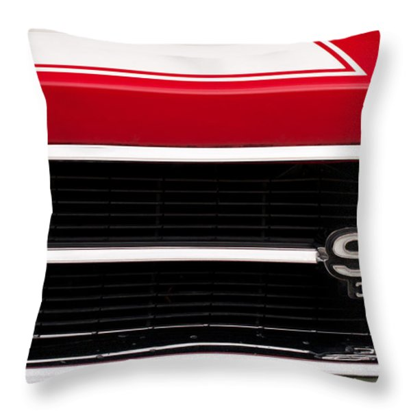 El Camino 07 Throw Pillow by Rick Piper Photography