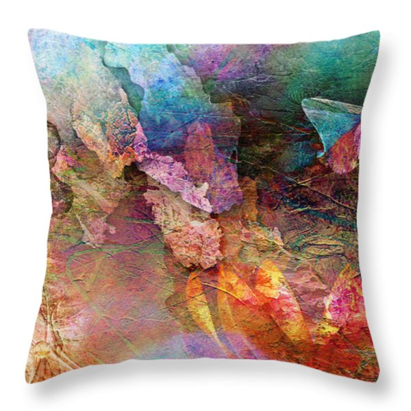 Elusive Dreams Part Two Throw Pillow by Photodream Art