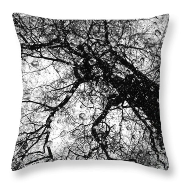 Emotions Throw Pillow by Angelo Merluccio