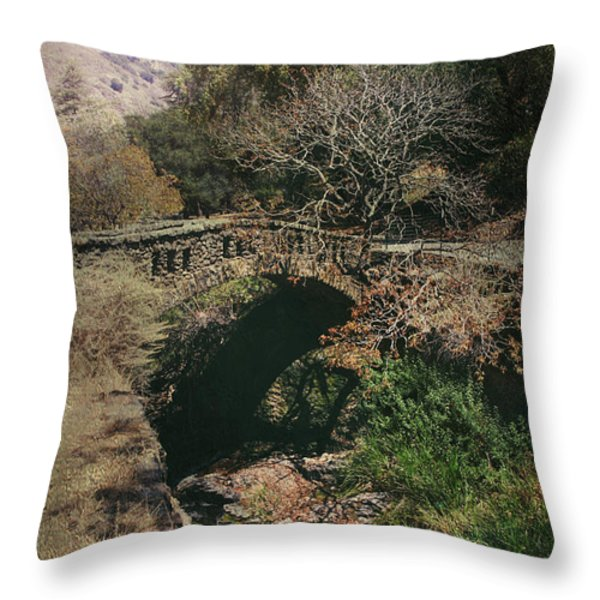 Enchant Me Throw Pillow by Laurie Search
